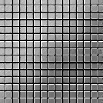 Metallmosaik Edelstahl ALLOY Mosaic-S-S-MB