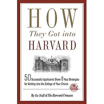 Wie kam sie in Harvard: 50 erfolgreiche Bewerber teilen 8 wichtige Strategien für das Einsteigen in die Hochschule Ihrer Wahl