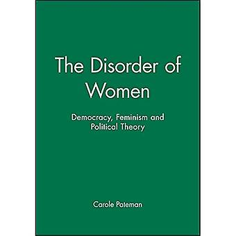 De wanorde van vrouwen: democratie, feminisme en politieke theorie