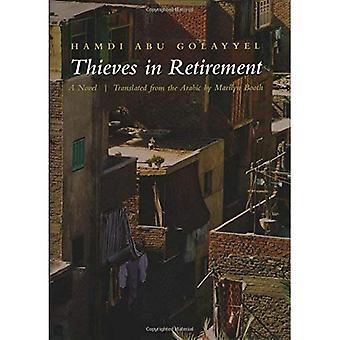 Tjuvar i pension: en roman