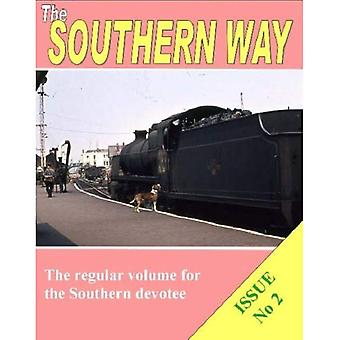 The Southern Way: Issue No. 2 (Southern Way)