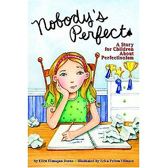 Niemand is Perfect: A Story for Children over perfectionisme