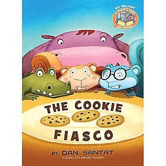 Elephant & Piggie liknande läsning!: Cookie fiaskot