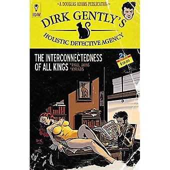 Dirk Gently: The Interconnectedness of All Kings (Dirk Gently's Holistic Detective Agency)