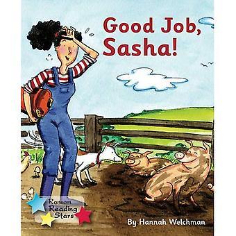 Good Job, Sasha! (Reading Stars)