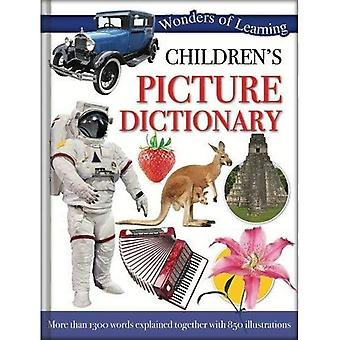 Wonders of Learning: Children's Picture Dictionary: Reference Omnibus