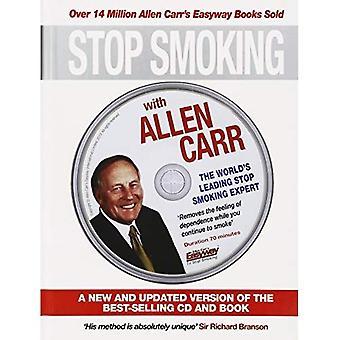 Smettere di fumare con Allen Carr: una versione nuova e aggiornata del CD e del libro Best-Seller