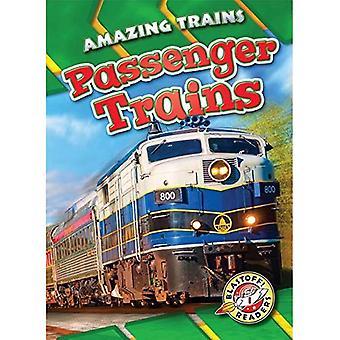Passenger Trains (Amazing Trains)