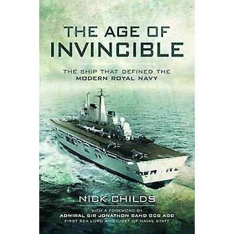 Invincible - fartyget som definierats i moderna Royal Navy av ålder