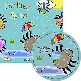 Itsy Bitsy Spider di Nora Hilb - 9781786280794 libro