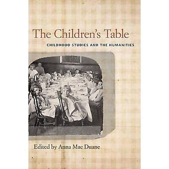 Gli studi di infanzia dei bambini tavolo e le discipline umanistiche di Duane & Anna Mae