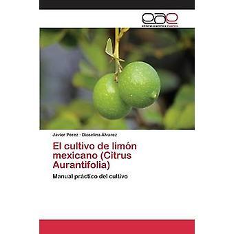 El cultivo de limn mexicano Citrus Aurantifolia by Perez Javier