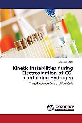 Kinetic Instabilities during Electroxidation of COcontaining Hydrogen by Mota Andressa
