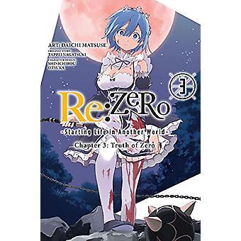 re - Zero a partire di vita in un altro mondo - capitolo 3 - verità di Zero - V