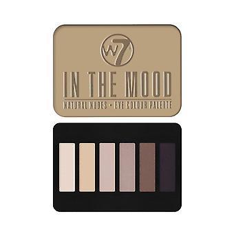 W7 Cosmetics In The Mood Eyeshadow Palette