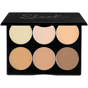 Sleek Make Up Light Cream Contour Kit