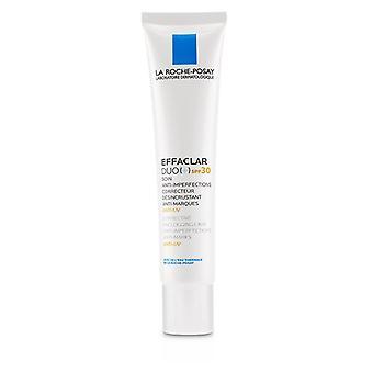 La Roche Posay Effaclar Duo (+) Corrective Unclogging Care Anti-Imperfections Anti-Marks SPF 30 - 40ml/1.35oz