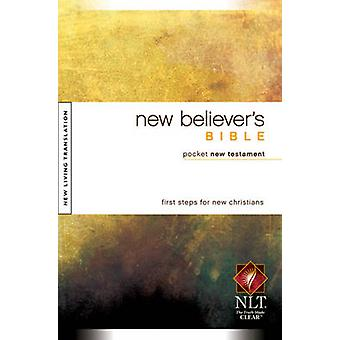 New Believer's Bible by Tyndale Publishers - 9781414333885 Book