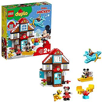 LEGO DUPLO 10889 Disney Mickey es Vacation House