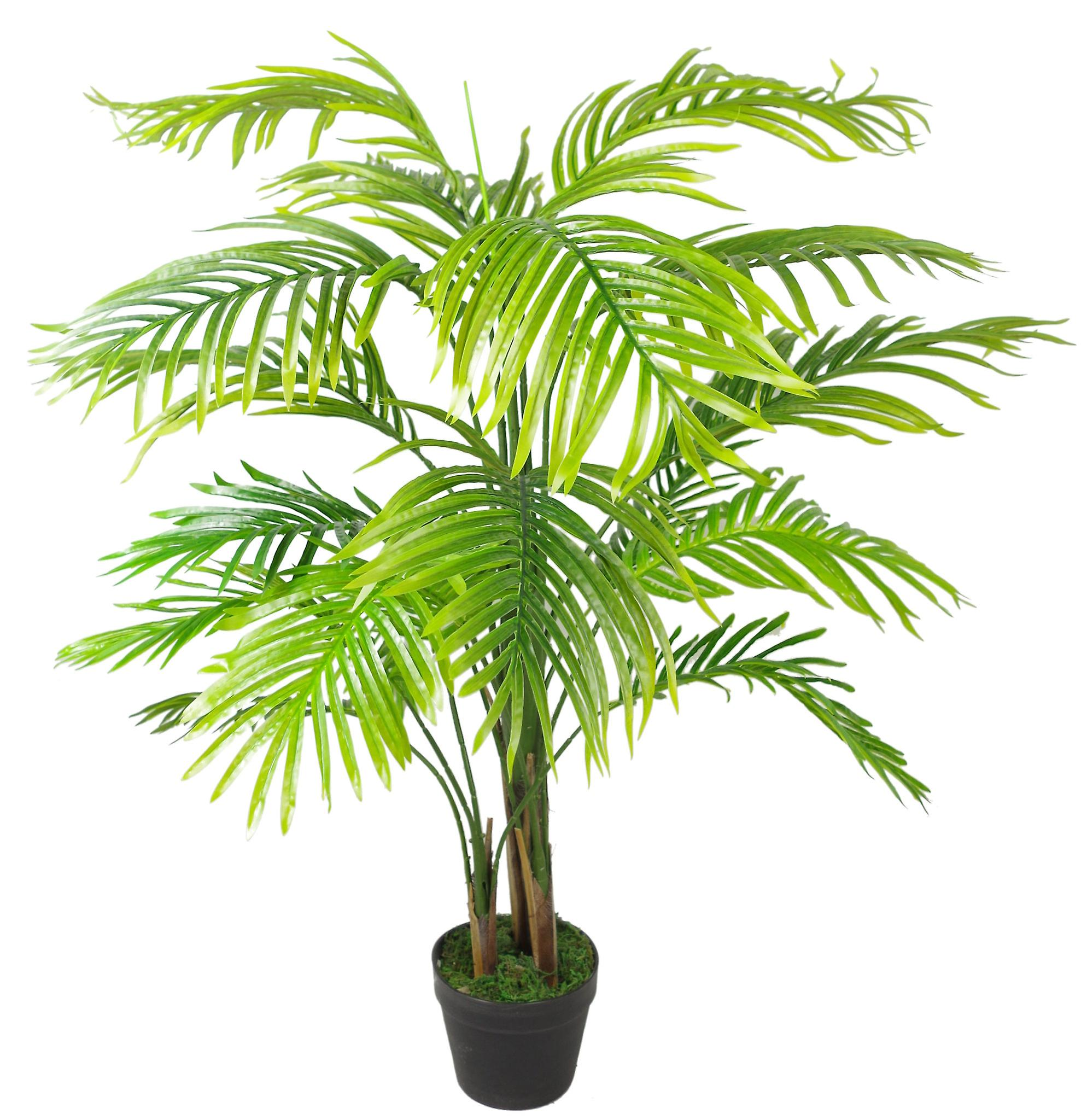 130cm Artificial Areca Palm Tree - Extra Large
