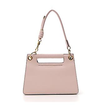 Givenchy Pink Leather Shoulder Bag