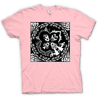 Kids T-shirt - Kiss - Rock And Roll - Over Music