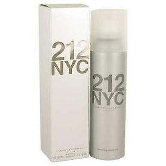212 door Carolina Herrera Deodorant Spray 5,1 oz (vrouwen) V728-540013
