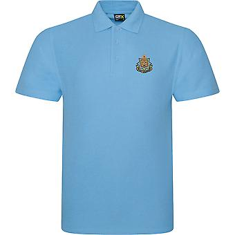 East Surrey Regiment - Licensed British Army Embroidered RTX Polo
