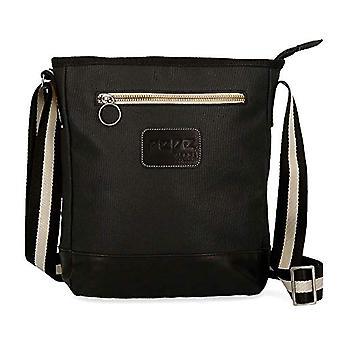 Pepe Jeans Strike Cross-shoulder bag 27cm 373 litres Black