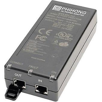 Phihong POE36U-1AT-C 33 6W Switched Mode Desktop PoE Power Supply 56Vdc 0.6A