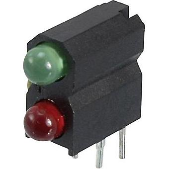 LED component Green, Red (L x W x H) 13.33 x 11.18 x 4.95 mm Dialight