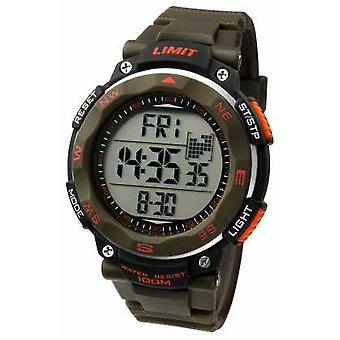 Limit Mens Sport Khaki Strap 5488 Watch
