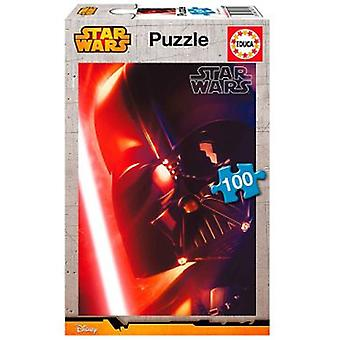 Educa Darth Vader 100 Pieces Puzzle (Spielzeuge , Brettspiele , Puzzles)