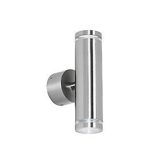 EL-40080 Outdoor LED Stainless Steel Up & Down Wall Light