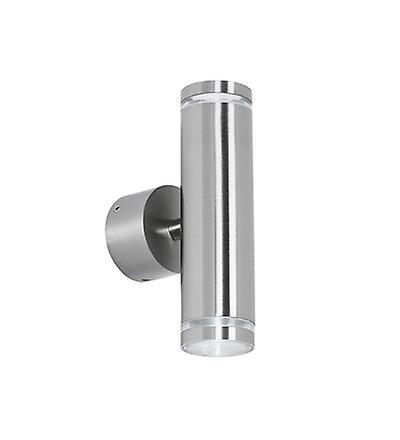Endon EL-40080 Outdoor LED Stainless Steel Up & Down Wall Light