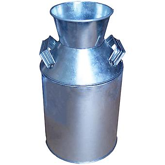 Galvanized Milk Can 10