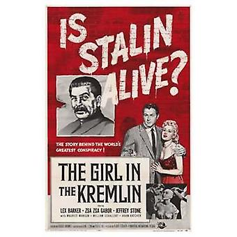 The Girl in the Kremlin Movie Poster (11 x 17)