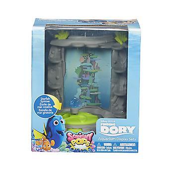 Pops blandita Dory acuario Playset