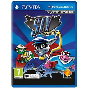 Playstation Sly Trilogy Ps Vita