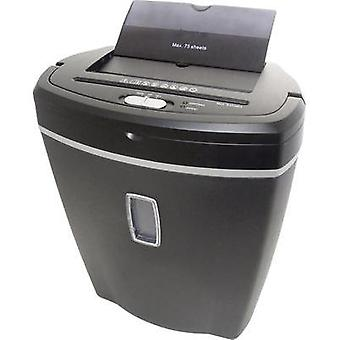 Document shredder Peach PS500-50 Particle cut Safety level (document shredder) 4 Also shreds Staples