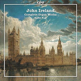 J. Ireland - John Ireland: Complete Organ Works [SACD] USA import