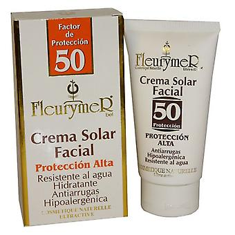 Fleurymer Facial sun cream SPF 50 Mountain 80 ml (Beauty , Sun creams , Sunscreens)