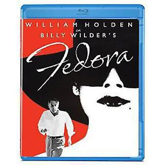 Fedora [Blu-ray] USA import