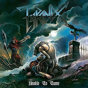 Tyranex - afskåret fra Tame [CD] USA import