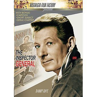 Importación de los E.e.u.u. del Inspector General [DVD]