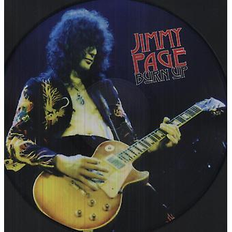 Jimmy Page - Burn Up [Vinyl] USA import