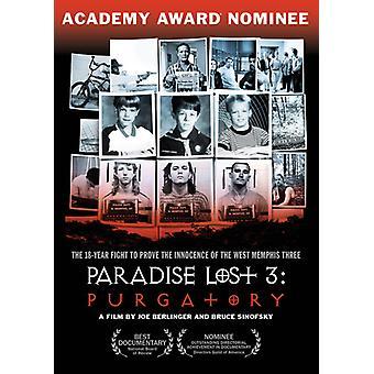 Paradise Lost 3: Skärselden [DVD] USA import