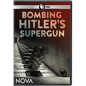 Nova: Bombing Hitler's Supergun [DVD] USA import