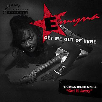 Emyna - Get Me Out of Here [CD] USA importare