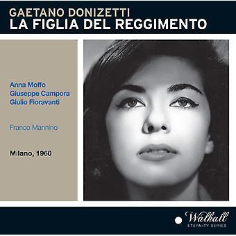 Donizetti / Moffo / Rai symfoni Orch & kor - La Figlia Del Regimento [CD] USA import